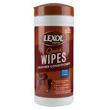 LEXOL WIPE LEATHER CONDITIONER 25 CT