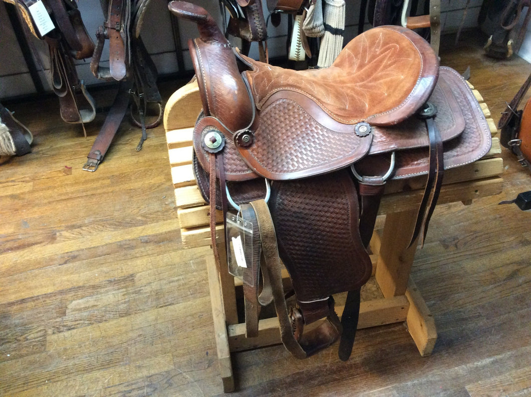 15 IN PLEASURE SADDLE CT3409-3