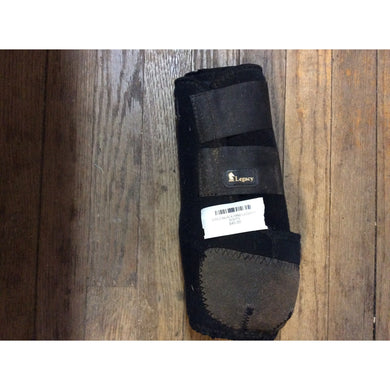 USED BLACK HIND LEGACY BOOTS CT3438-5