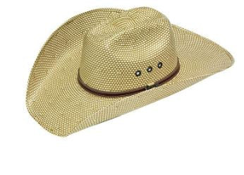 TWISTER 10 X 4 1/4 STRAW HAT