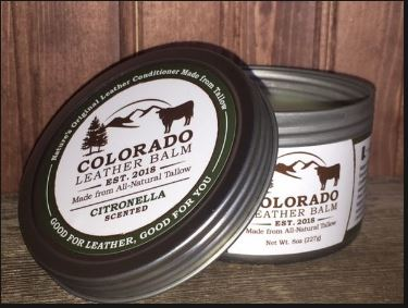 COLORADO LEATHER BALM