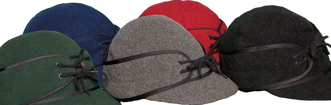 MACKENZIE WOOL CAP WITH EAR FLAPS NAVY – 287 Ranch Supply 595240059a3d