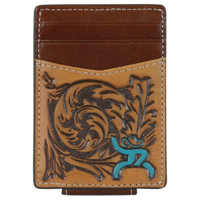ROUGHY MAGNETIC MONEY/CARD CLIP