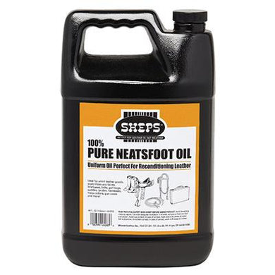 SHEPS 100% NEATSFOOT OIL 1 PINT