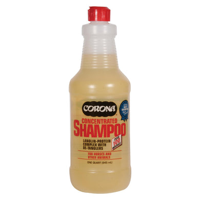 CORONA CONCENTRATED SHAMPOO 1 QT.