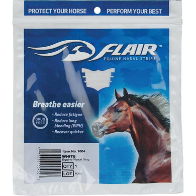 FLAIR EQUINE NASAL STRIPS INDIVIDUAL