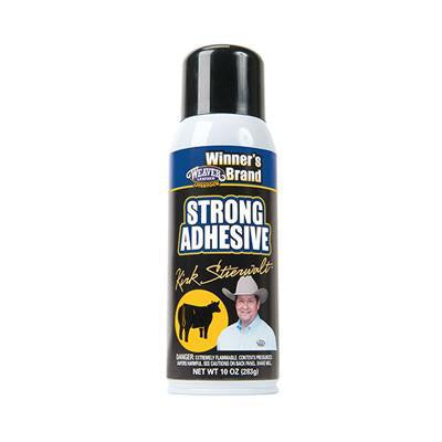 WEAVER STRONG ADHESIVE AERSOL 10 OZ