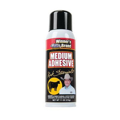 WEAVER MEDIUM ADHESIVE SPRAY 11 OZ