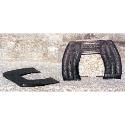 CASTLE PLASTIC BAR WEDGE PADS 1 PR