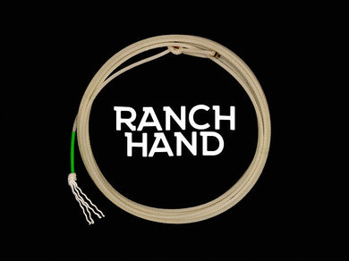 TOP HAND THE HAND RANCH ROPE