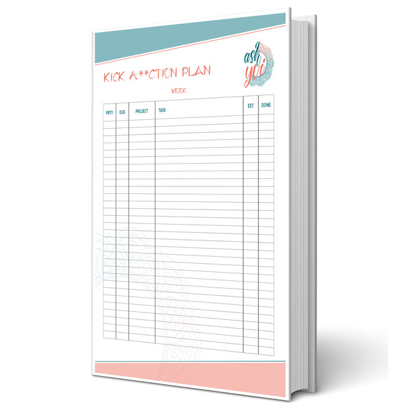 Kick A**ction Plan