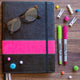 Bulletproof Business Planner - pink