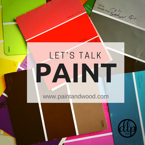 Let's talk PAINT!!!!