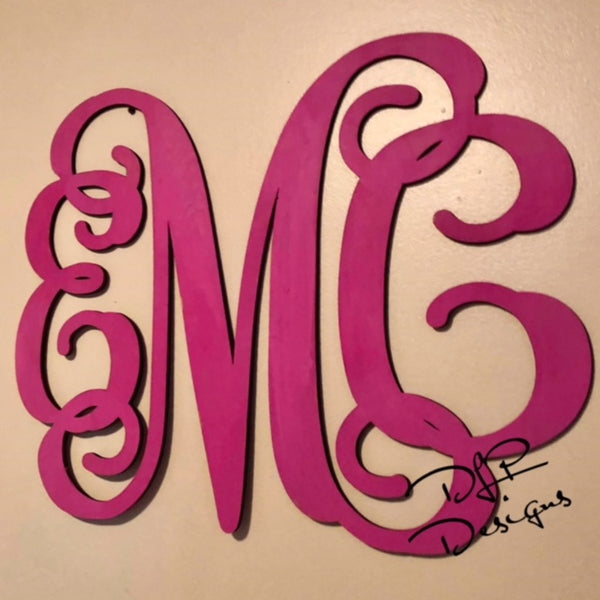 Monograms (3 letter) - UNFINISHED