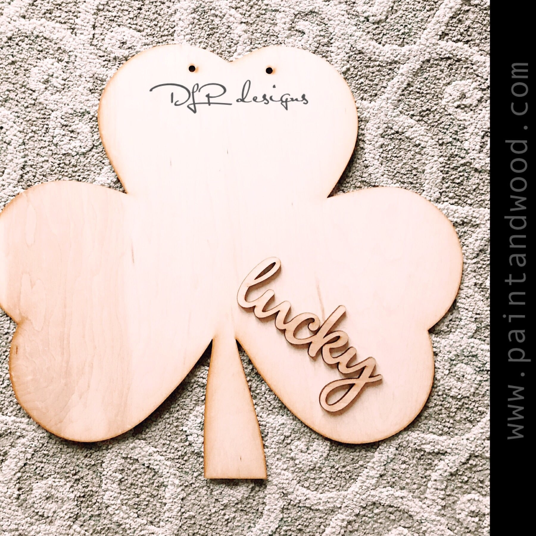 Lucky Clover - Unfinished