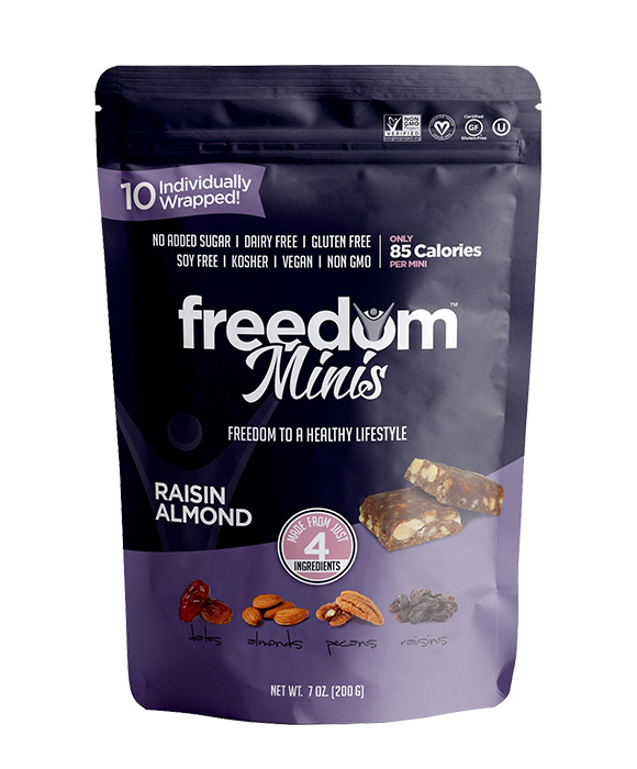 Raisin Almond Minis