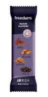 Raisin Almond Bar