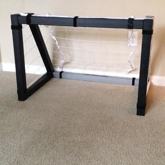 2 x 3 Mini Custom Soccer Goal