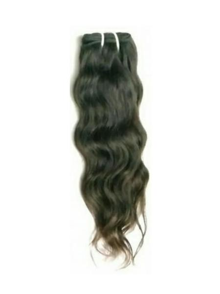 Extensions INDIAN HUMAN HAIR WAVY Extensions