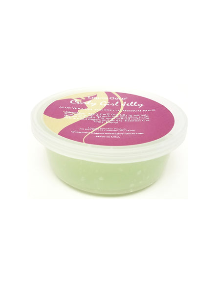 Curly Girl Jelly – Soft to Medium Hold 11oz
