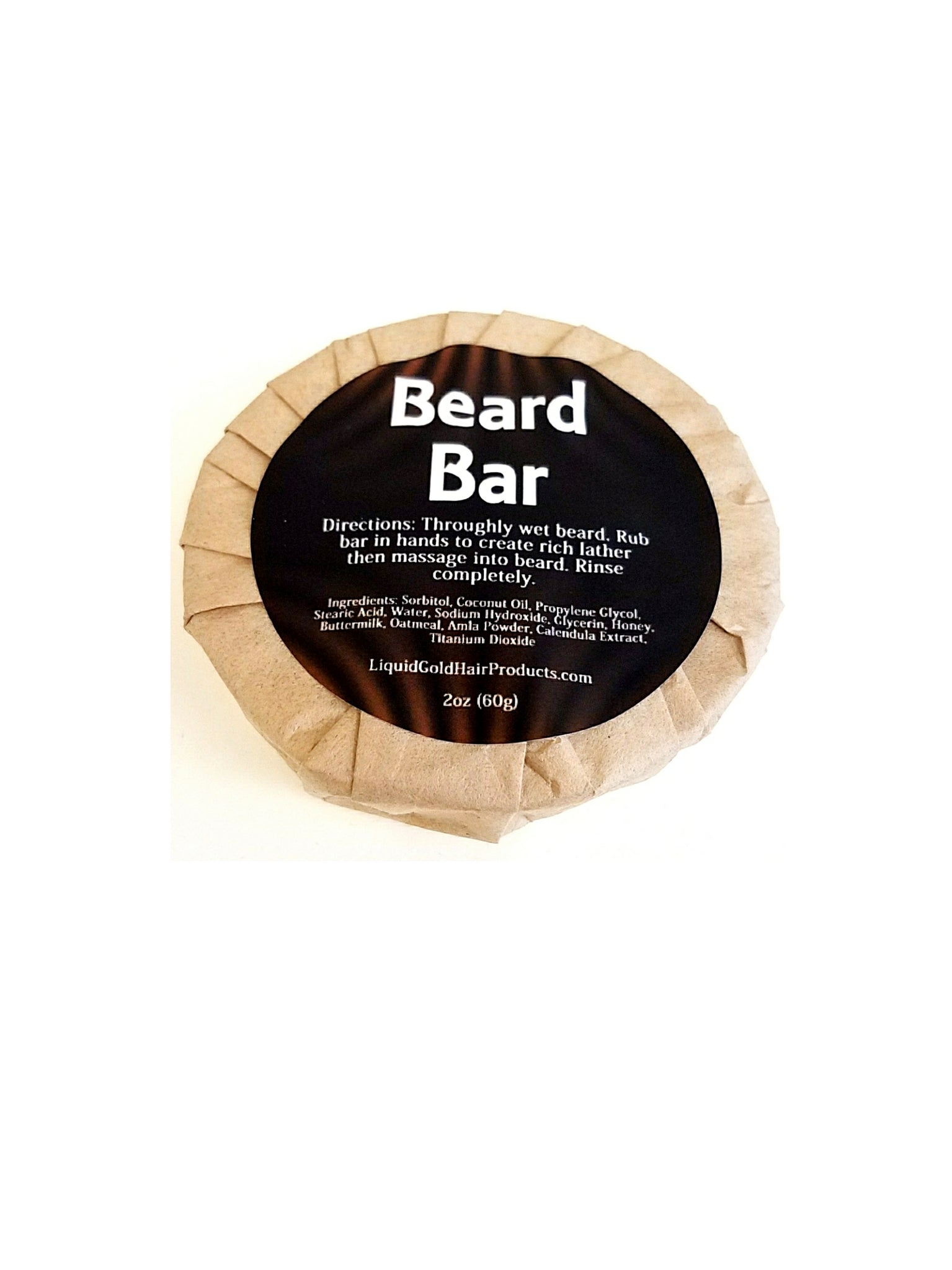 Beard Bar (Beard Shampoo)