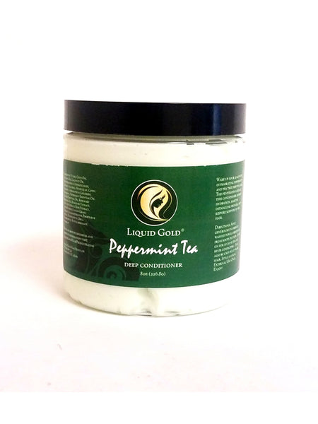 Peppermint Tea Deep Conditioner
