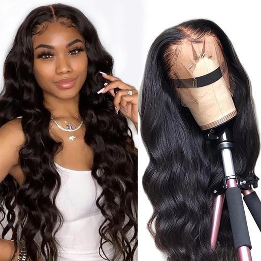 Wig Brazilian Human Hair Lacefront Wig Body Wave