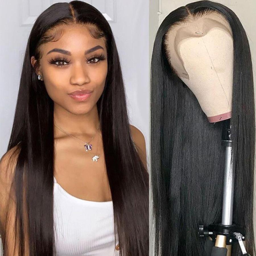 Wig Brazilian Straight Lace Front
