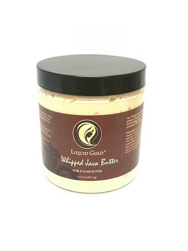 Whipped Java (Coffee) Butter - Hair and Scalp Conditioning Butter