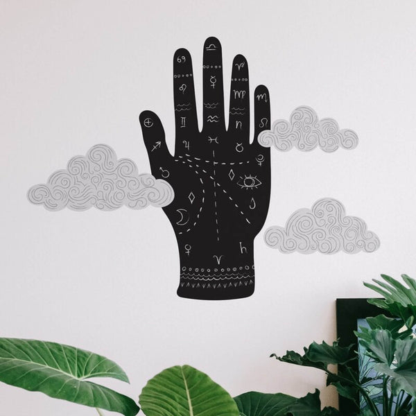 All About Palmistry with Helene Saucedo of Handful of Stars - January 21st, 5PM - 7PM PT-classes-The Scarlet Sage Herb Co.
