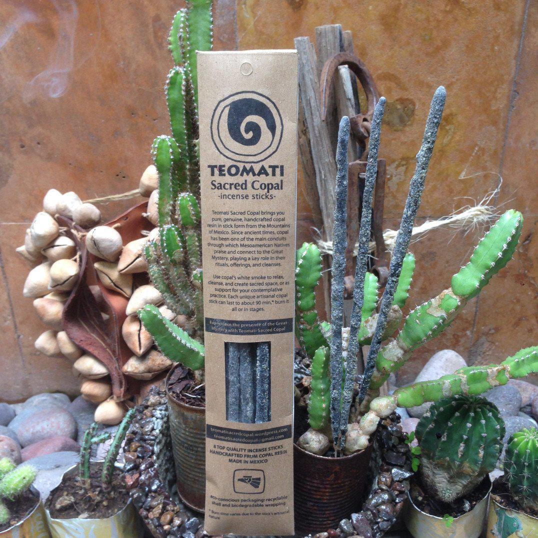 Sacred Copal Stick Incense