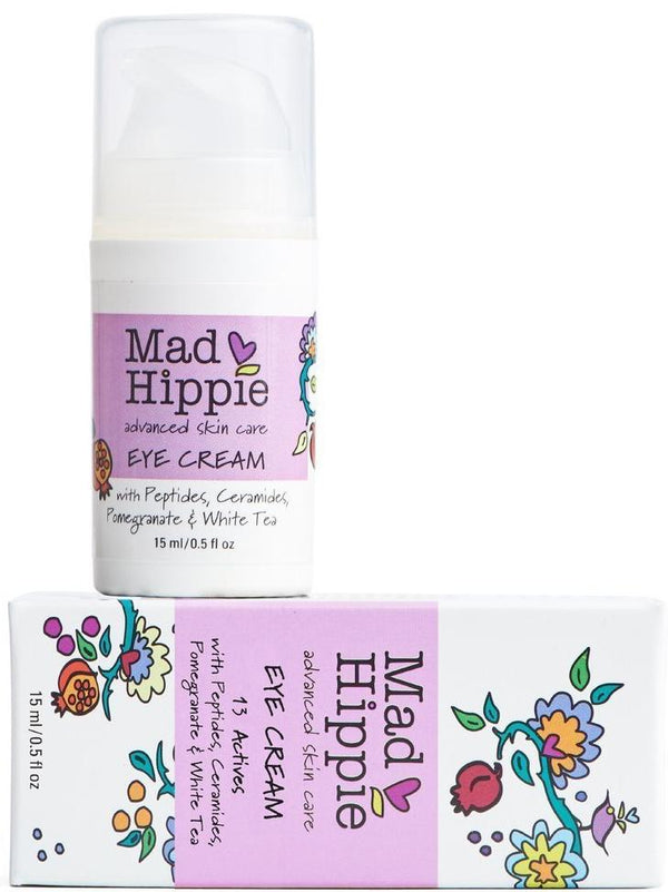 Mad Hippie Eye Cream .5oz - The Scarlet Sage Herb Co.