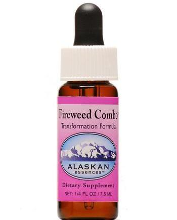 Alaskan Essences Fireweed Combo .25oz - The Scarlet Sage Herb Co.