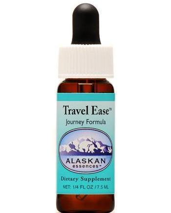Alaskan Essences Travel Ease .25oz - The Scarlet Sage Herb Co.