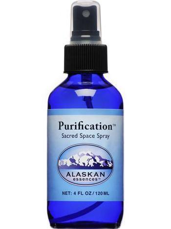 Alaskan Essences Purification Spray 4oz - The Scarlet Sage Herb Co.