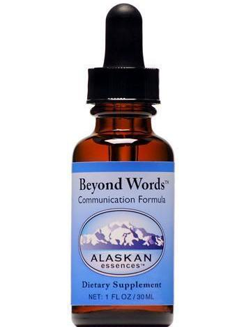 Alaskan Essences Beyond Words 1oz - The Scarlet Sage Herb Co.