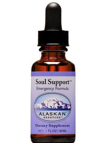 Alaskan Essences Soul Support 1oz - The Scarlet Sage Herb Co.