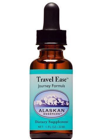 Alaskan Essences Travel Ease 1oz - The Scarlet Sage Herb Co.