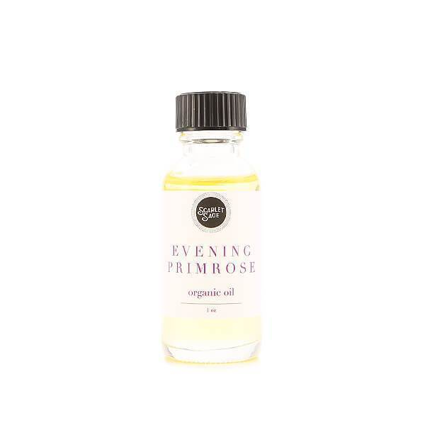 Evening Primrose Organic Oil - The Scarlet Sage Herb Co.
