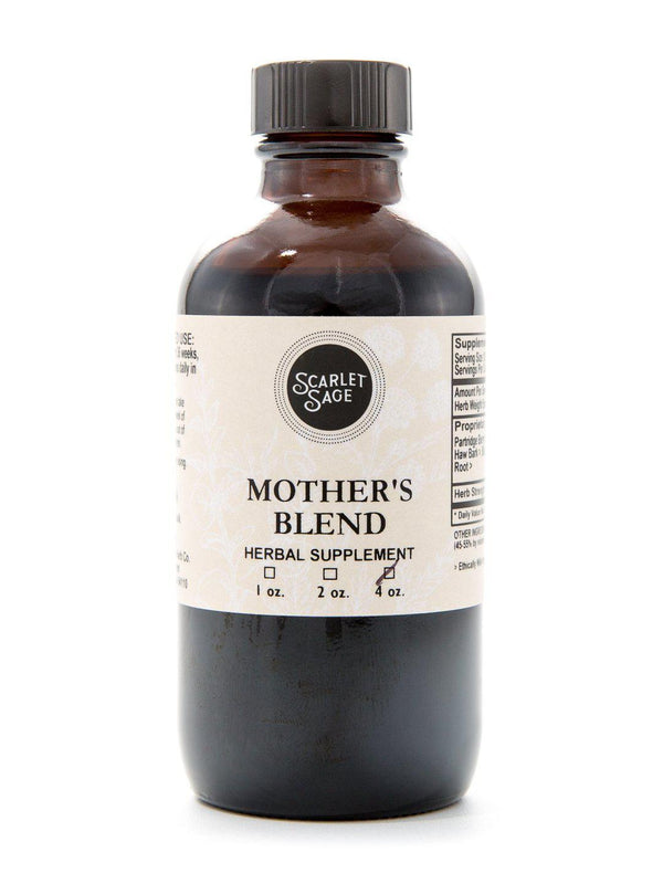 Scarlet Sage Mother's Blend-Tinctures-The Scarlet Sage Herb Co.