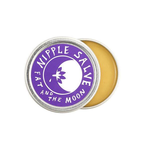 Fat and the Moon Nipple Salve-The Scarlet Sage Herb Co.