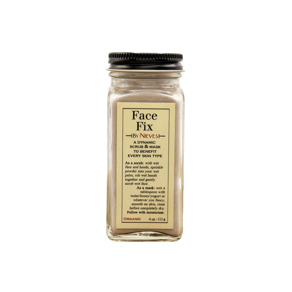 By Nieves Face Fix 4oz - The Scarlet Sage Herb Co.