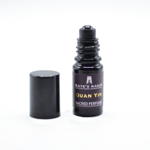 Kate's Magik Perfume Quan Yin 5ml - The Scarlet Sage Herb Co.