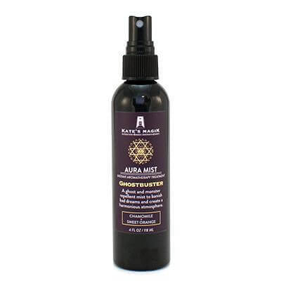 Kate's Magik Aura Mist Ghostbuster 4oz - The Scarlet Sage Herb Co.