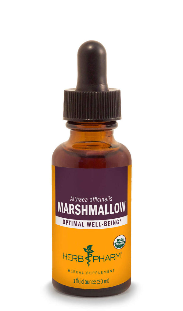 Herb Pharm Marshmallow 1oz-Tinctures-The Scarlet Sage Herb Co.