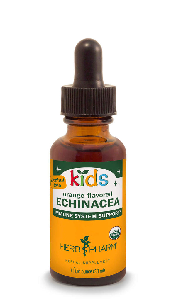 Herb Pharm Kids Echinacea 1oz-Tinctures-The Scarlet Sage Herb Co.