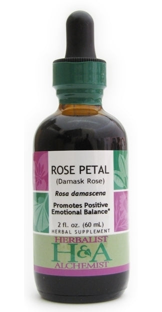 Herbalist & Alchemist Rose Petal-Tinctures-The Scarlet Sage Herb Co.