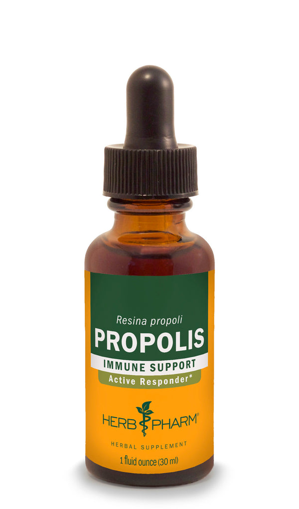 Herb Pharm Propolis 1oz-Tinctures-The Scarlet Sage Herb Co.