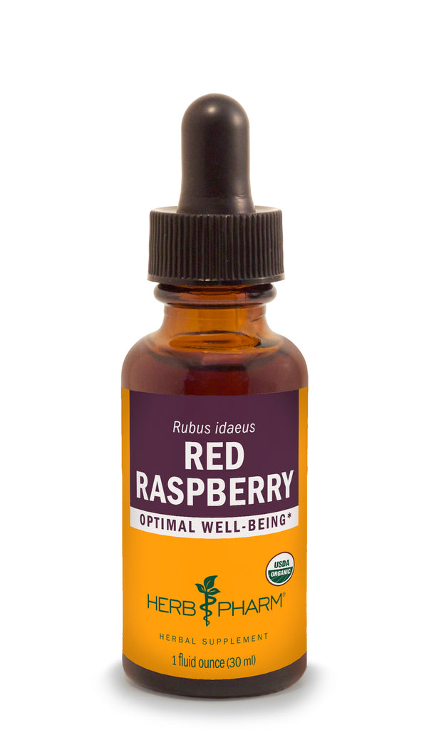 Herb Pharm Red Raspberry 1oz