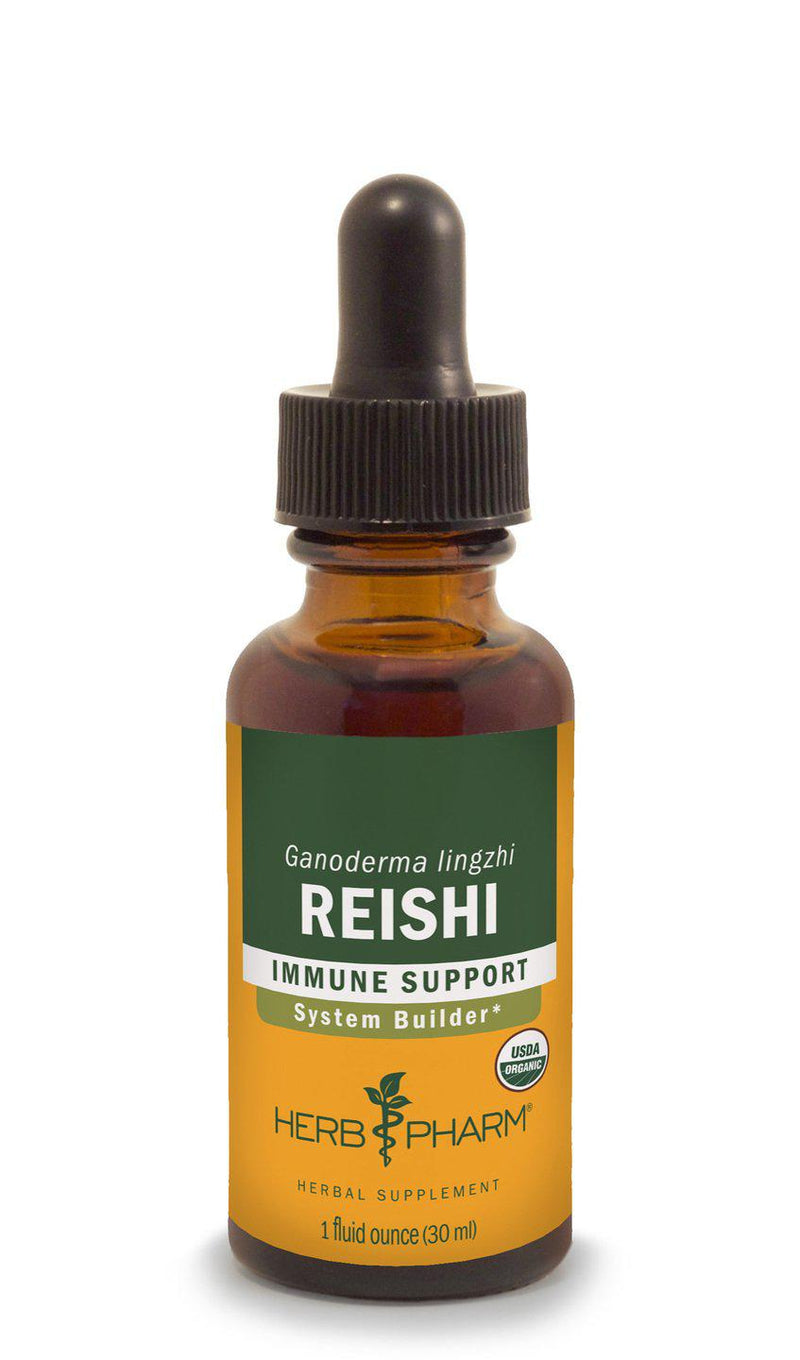 Herb Pharm Reishi-Tinctures-The Scarlet Sage Herb Co.